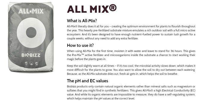 Bio Bizz All-mix