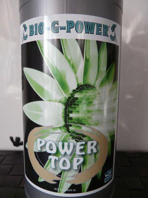 bio-g power booster